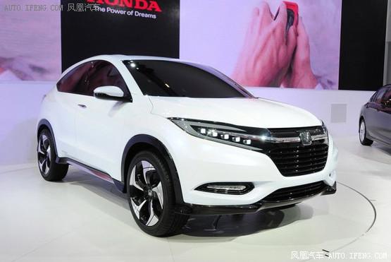 东风本田小型SUV 预计12月