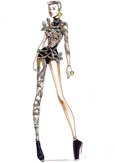 蔡依林 呸 将发行 扮希腊神话妖姬 美杜莎图片