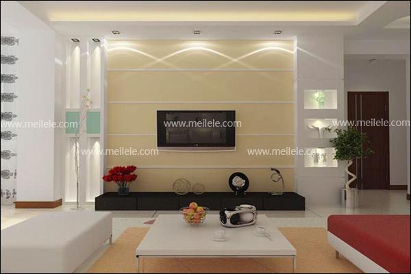 家居宝典:电视背景墙暗门装修注意事项