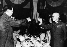 1945年重庆谈判进入实质性阶段