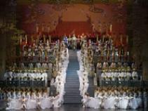 1998年歌剧《图兰朵》亮相中国