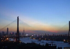 1993年杨浦大桥建成通车