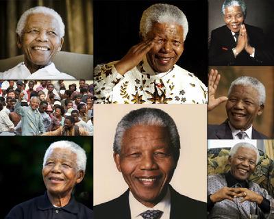 南非首位黑人总统_[曼德拉逝世一周年]世界的曼德拉-中国搜索